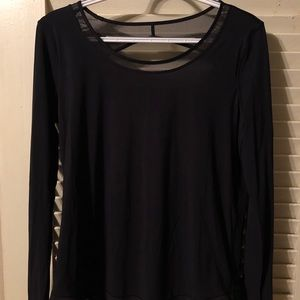 Lululemon Long Sleeve Top🖤